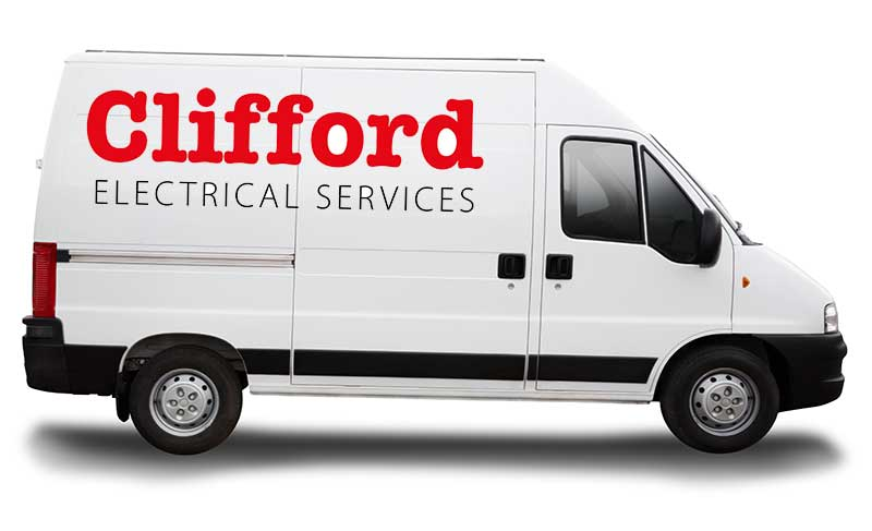Clifford Electrical Services Van